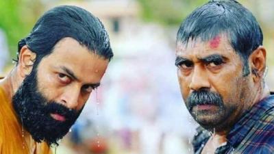 Ayyappanum Koshiyum: Climax Fight Making Video Goes Viral!
