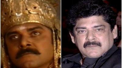 Pankaj Dheer Aka Karna On BR Chopra's Mahabharat On COLORS
