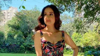 Dia Mirza Lauds Civil Society Efforts During COVID-19 Crisis