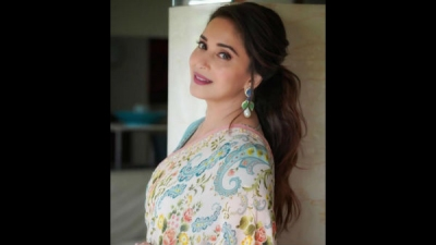 Madhuri Will Resume Shooting Netflix Series After Lockdown