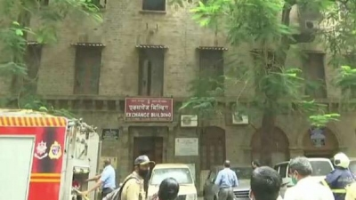 Fire In Mumbai Exchange Building Which Houses NCB Office