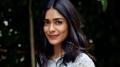 Mrunal: Bollywood Has Been A Beautiful Journey
