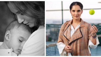 Sania Relates To 'Being Serena', Talks About Motherhood