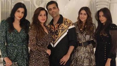 Fabulous Lives of Bollywood Wives Creates Social Media Waves
