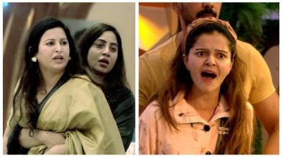 Bigg Boss 14: Nikki, Sonali & Rubina Get Into An Ugly Fight