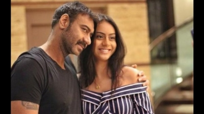 Ajay Wishes Nysa On Her Birthday With A Sweet Note