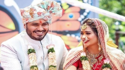 Ruchita Jadhav Marries Anand Mane In A Private Ceremony