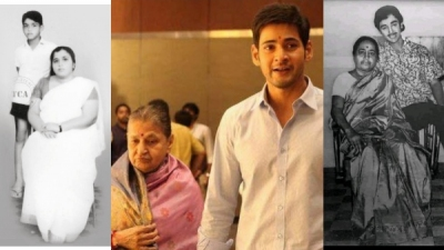 Mother's Day 2020: South Celebs With Their Moms