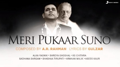 AR Rahman Collaborates With Gulzar For 'Meri Pukaar Suno'
