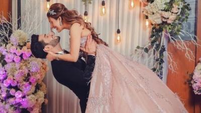 Abhishek Malik Gets Engaged To Girlfriend Suhani Choudhary