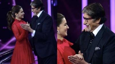 KBC 13: Kriti Sanon To Grace The Amitabh Bachchan Show
