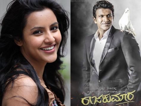 Is Priya Anand To Act In Puneeth Rajkumar's 'Rajakumara'?