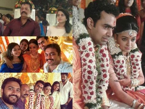 EXCLUSIVE PICS: Radhika & Abhil Enters Wedlock