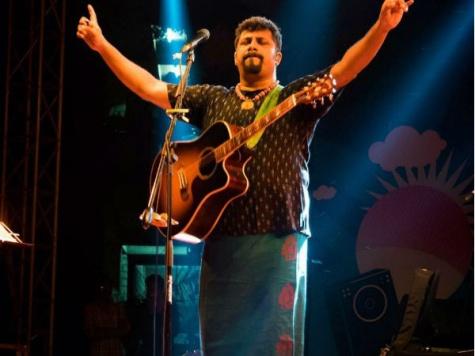 Raghu Dixit Mesmerises Udaipur At World Music Fest