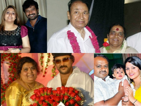 V-Day Spl: 10 Sandalwood Couples Who Proved Love Is Blind!