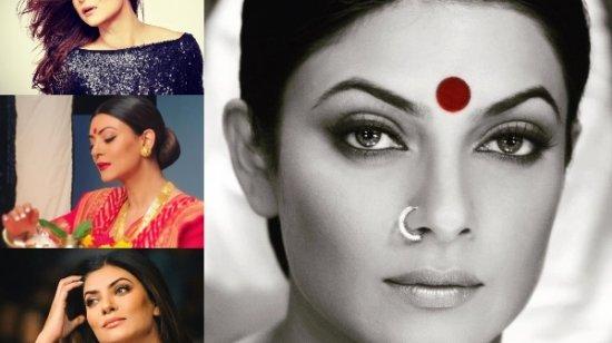 What Makes Sushmita Sen A Superwoman?