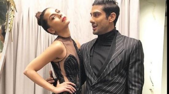 Prateik-Sanya's Marriage Hits A Rough Patch?