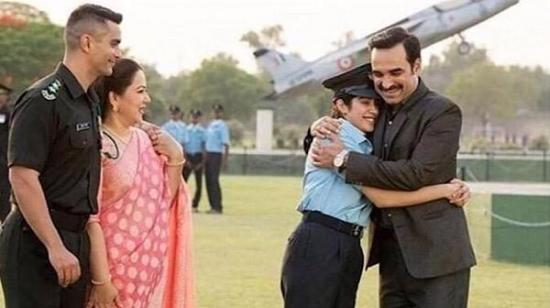 Gunjan Praises Pankaj's Portrayal Of Her Father In Biopic