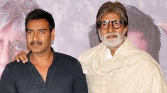 Ajay Devgn Announces His Film Mayday's Release Date