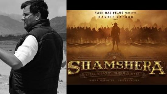 Karan Says Shamshera Deserves To Be On Big Screen