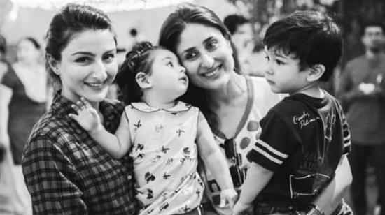 Soha Ali Khan On Kareena Kapoor-Saif Ali Khan's Son Jeh