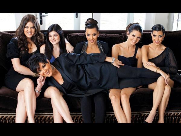 Kardashians On The Valentine's Day!
