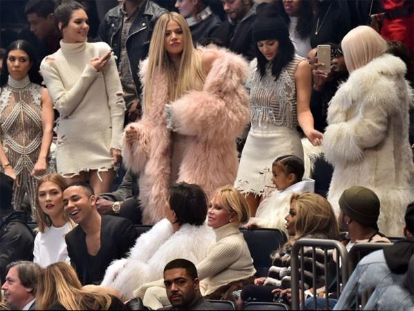 Kanye West's Yeezy Season 3 Fashion Show!