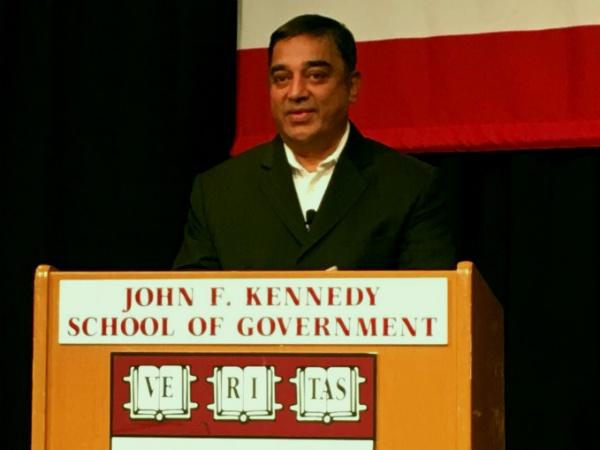 Kamal On Freedom of Speech, Democracy & Hitler!