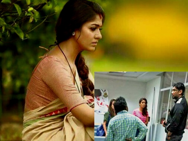 Real Reason Behind Nayantara's Detention!