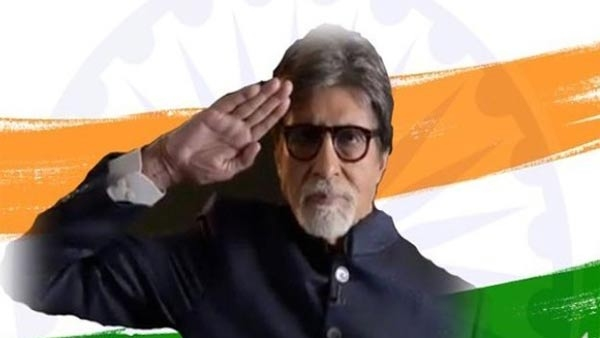 Republic Day 2021: Amitabh Bachchan, Neetu Kapoor And Others Celebrate The Patriotic Fervor