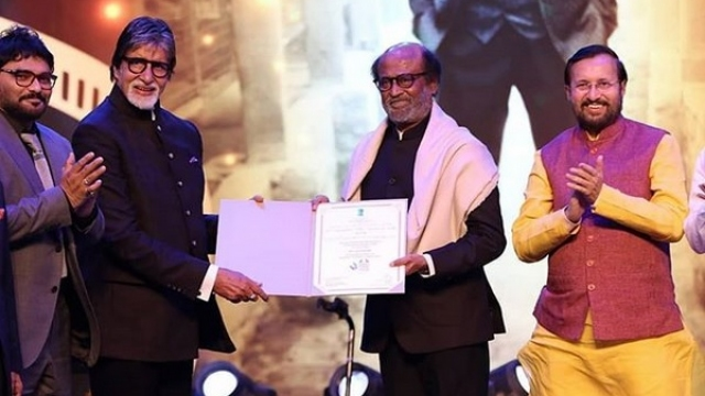 IFFI 2019 Opens At A Star Studded Gala Ceremony