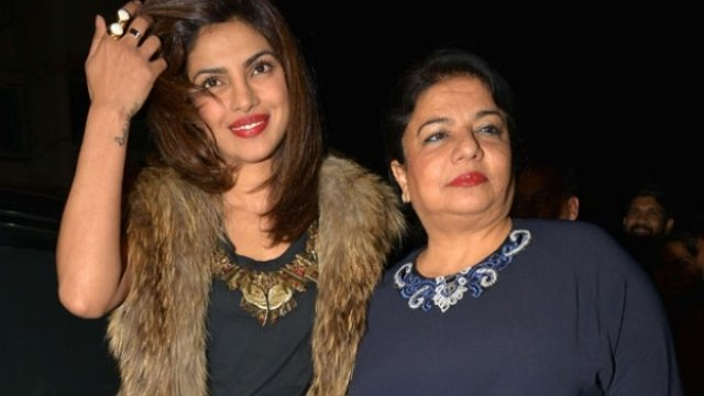 Madhu Chopra Reveals Why Her Hubby Put Restrictions On Priyanka!