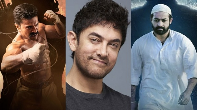 Aamir To Play Special Role In Jr NTR-Ram Charan's RRR?