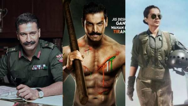 Upcoming Patriotic Films To Watch Out For In 2021