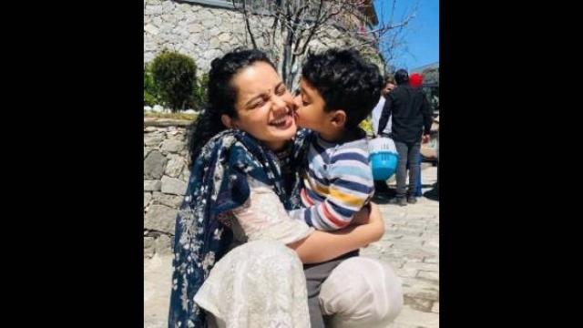 Kangana Ranaut Is Glad Her Nephew Is Learning Harvesting