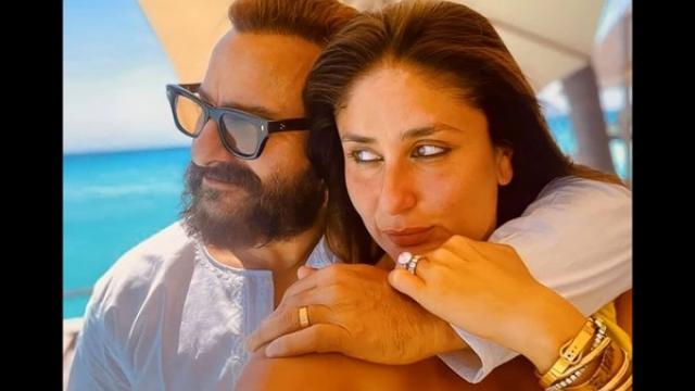 Kareena Kapoor Khan Shares A Mushy Post With Saif Ali Khan