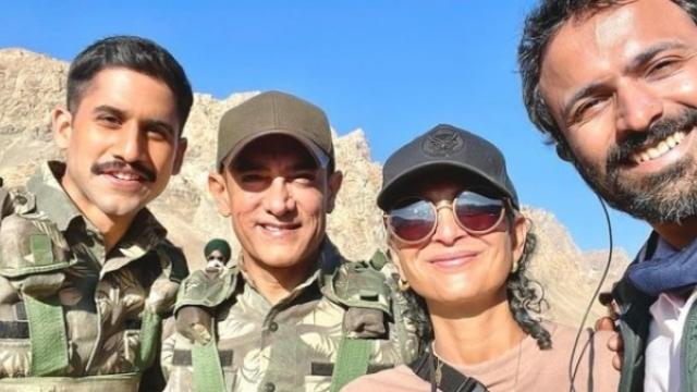 Naga Chaitanya Says One Can't Plan A Film With Aamir Khan