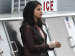 Selena Gomez Smokes A Cigarette On The Sets Of The Revised Fundamentals of Caregiving