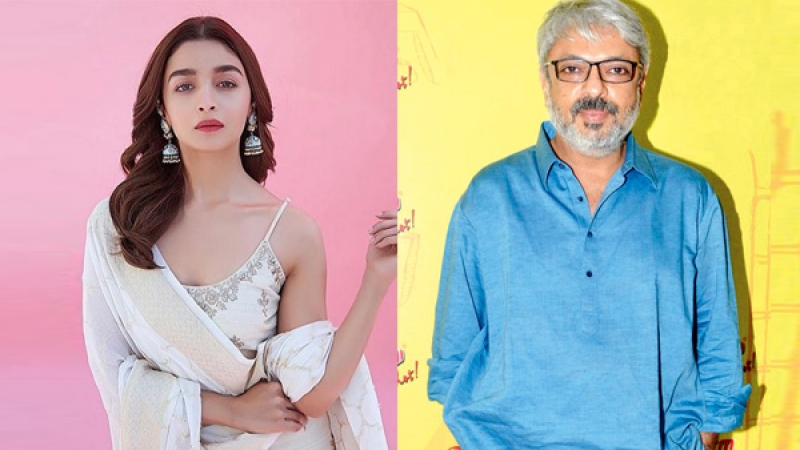 CONFIRMED! Alia Bhatt To Star In SLB FIlm 'Gangubhai Kathiawadi'