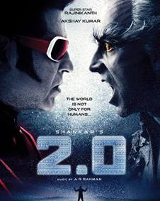 2 0 (2018)   2 0 Movie   2 0 (2 Point 0) Telugu Movie Cast & Crew