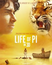 Life of pi cast and crew life of pi hollywood movie cast for Life of pi book characters