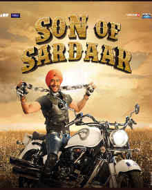 Son Of Sardar Cast & Crew, Son Of Sardar Hindi Movie Cast ...