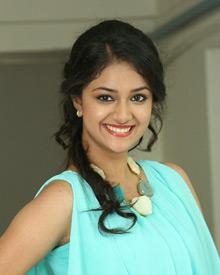 கீர்த்தி சுரேஷ்