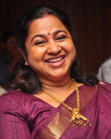 radhika sarathkumar family