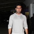 Abhishek Bachchan during Special Screening of Madras Cafe