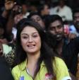 Sonia Agarwal At Celebrity Cricket League 2016