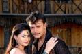 Deepa Sanniddi and Darshan