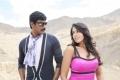 Vishal and Sameera Reddy