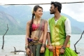 Hansika Motwani and Dhanush