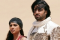 Abhishek Bachchan with Priyanka Chopra